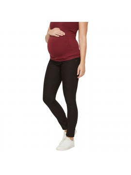 Mamalicious  Zwangerschaps Slim Fit Juliane Black
