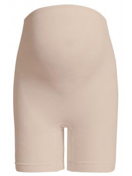 Noppies Zwangerschaps Seamless shorts long naturel