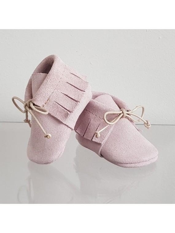 BY.E.Little Shoes Boho Baby Pink