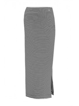 Love2Wait Zwangerschaps skirt stripe
