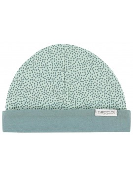Noppies Mutsje Babylon Grey Mint