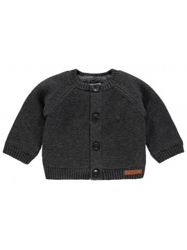 Noppies Vestje Dani Dark Grey