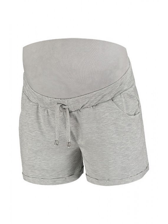 Love2Wait Sporty Short Grey