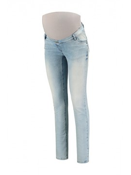 Love2Wait  Zwangerschaps Jeans Sophia Skinny Light Wash