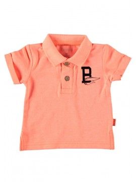 Bess Polo Coral