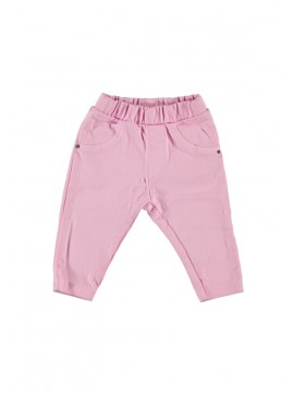 Bess-Baby Jegging Coloured Pink