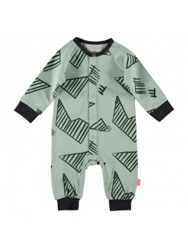 Bess-babypakje Graphic Green