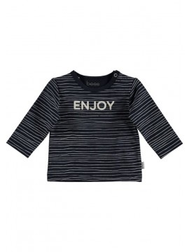 Bess Babyshirt Enjoy Blue