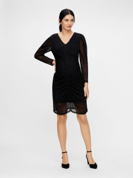 Mamalicious Zwangerschaps Dress Cora Black