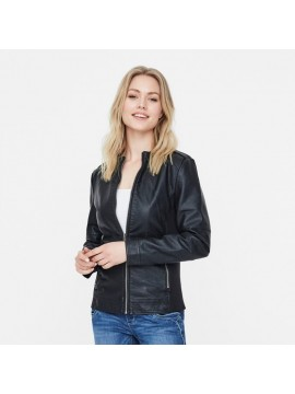 Mamalicious 2 in 1 Vinnie Biker Jacket Black