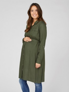 Mamalicious Zwangerschapstuniek/Dress Mercy Eco