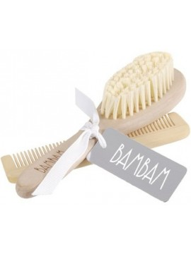BamBam Giftbag Brush & Hair