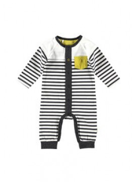 Bess-Babypakje-Striped-White