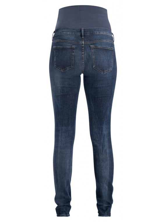 Noppies Zwangerschapsjeans Misty Blue