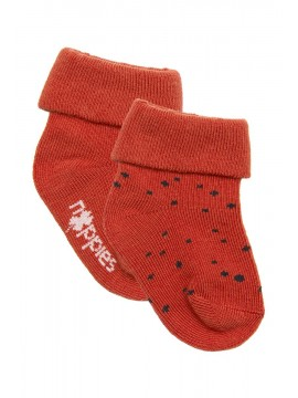 Noppies Socks 2-pack Maxiem Spicy Ginger