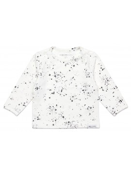 Noppies longsleeve Gale Snow White