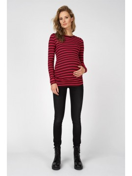 Supermom Zwangerschapsjeans Skinny Washed Black