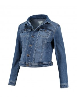Love2Wait Zwangerschaps Denim Jacket